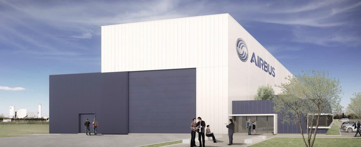 Unité de production STEP CHANGE - Site 3 Saint-Nazaire (44)