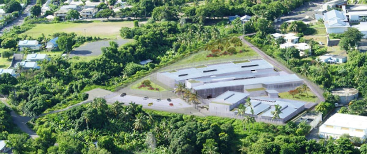 Centre de Rétention Administrative & Département de la Police aux Frontières de Pamandzi Mayotte (976)