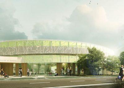 Construction du Groupe Scolaire de Bordeblanche Toulouse (31)