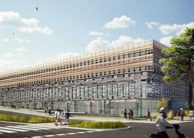 Construction du Nouveau Lycée Professionnel Clermont-Ferrand (63)