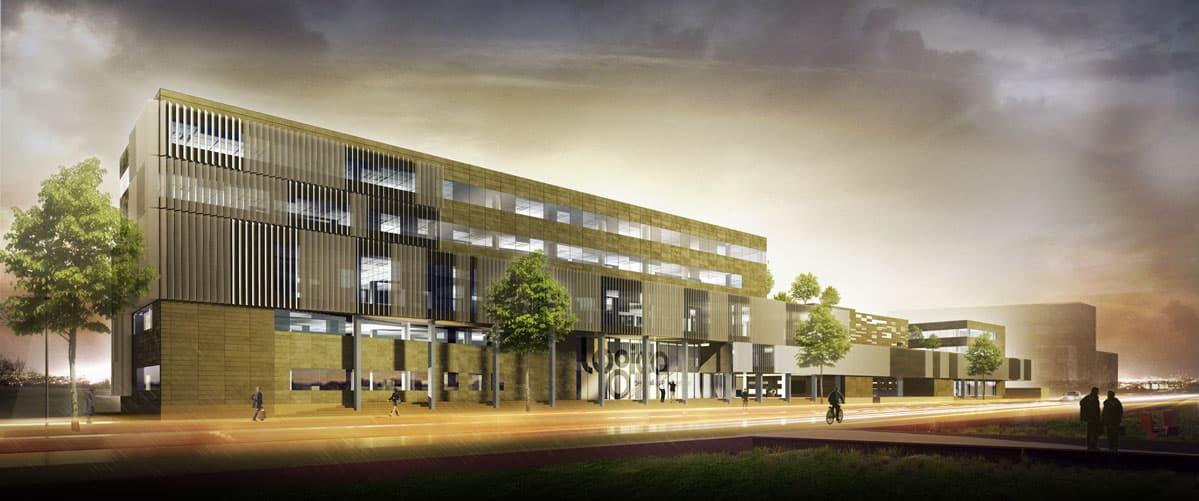 Construction d'un Immeuble de Bureaux Blagnac (31)