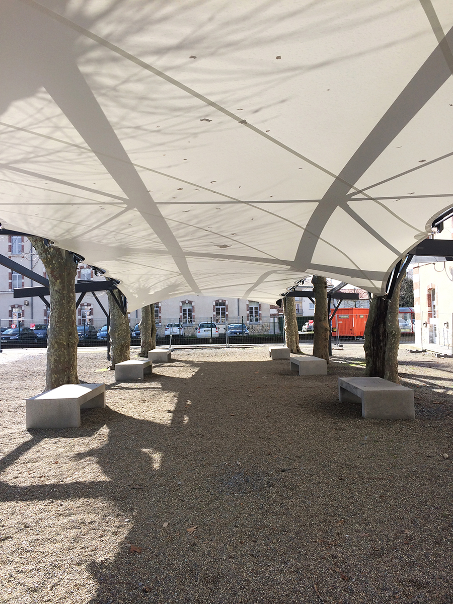 Extension du Lycée professionnel Reffye Tarbes (65)