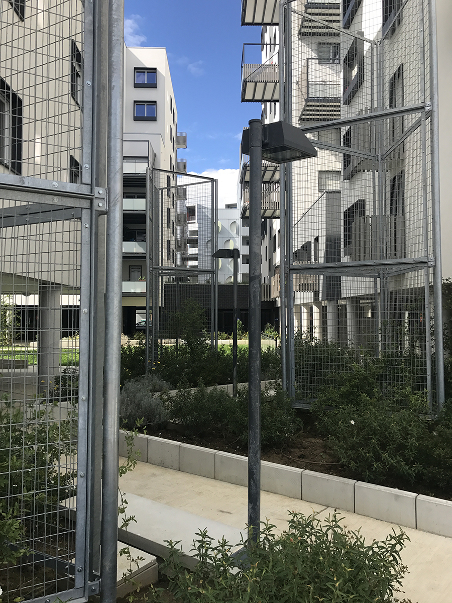IAM ARCHITECTES Construction de 94 Logements ZAC de la Cartoucherie - Toulouse (31)
