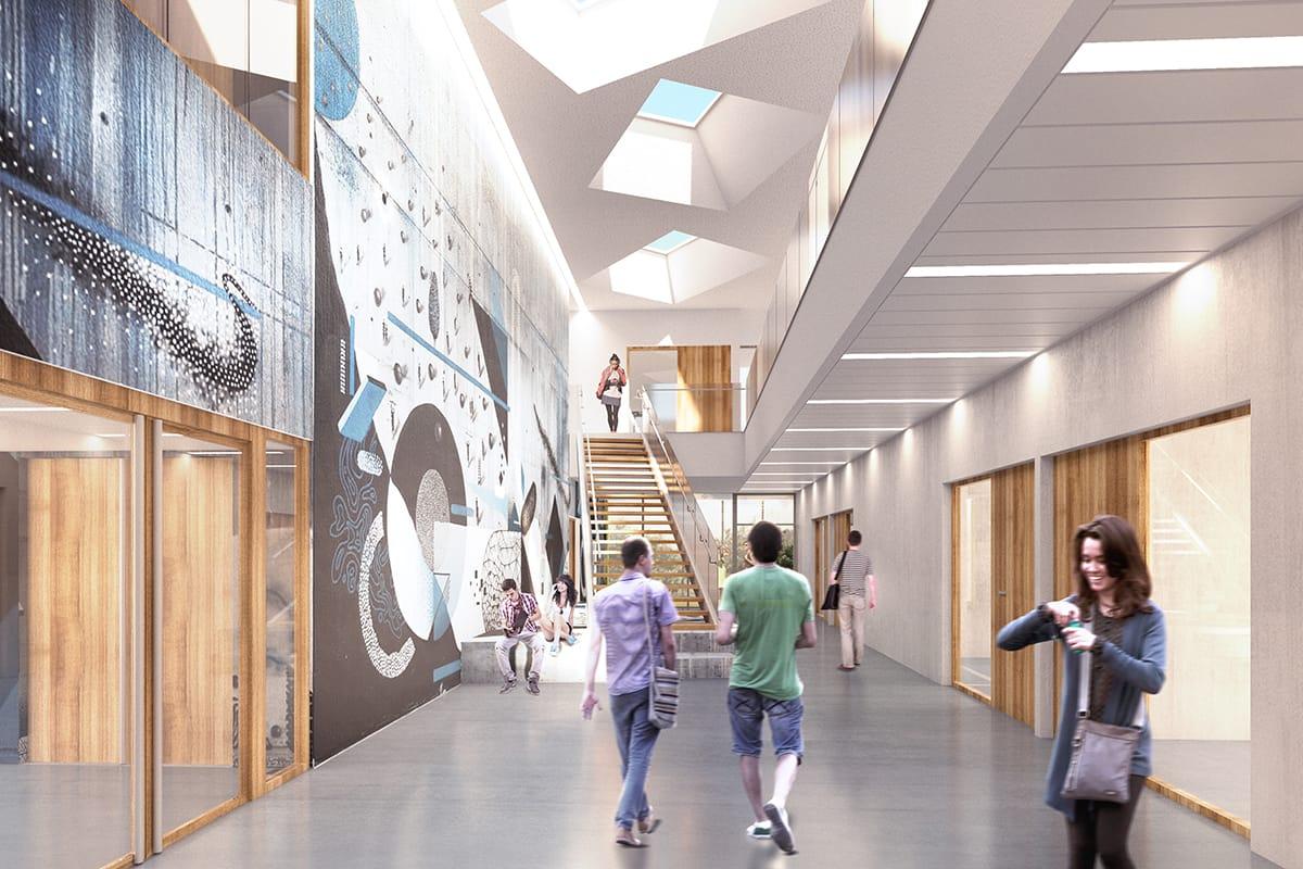 Maison des étudiants et des personnels Toulouse (31)