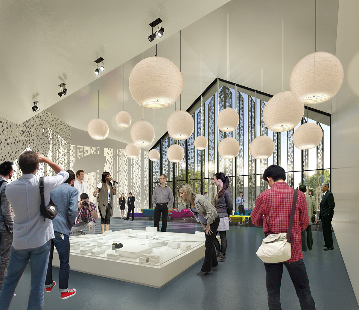 IAM ARCHITECTES Construction d'un centre de gérontologie de 176 lits Narbonne (11)