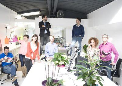 Réaménagement d'une Péniche en Bureaux Toulouse (31)