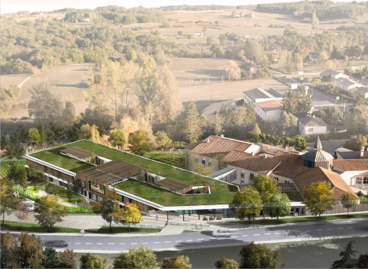 Restructuration et extension d'un EHPAD de 80 lits Tournon d'Agenais (47)