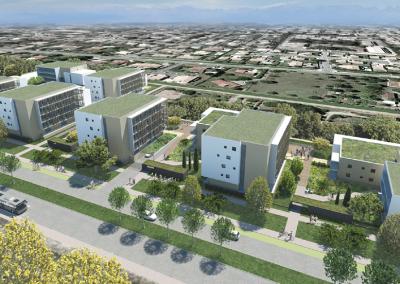 Construction de 195 Logements Quartier Guilhermy – Toulouse (31)