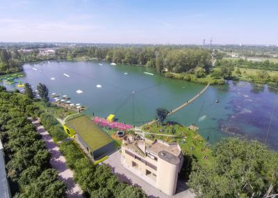 Restructuration du téléski nautique de Sesquières – Toulouse (31)