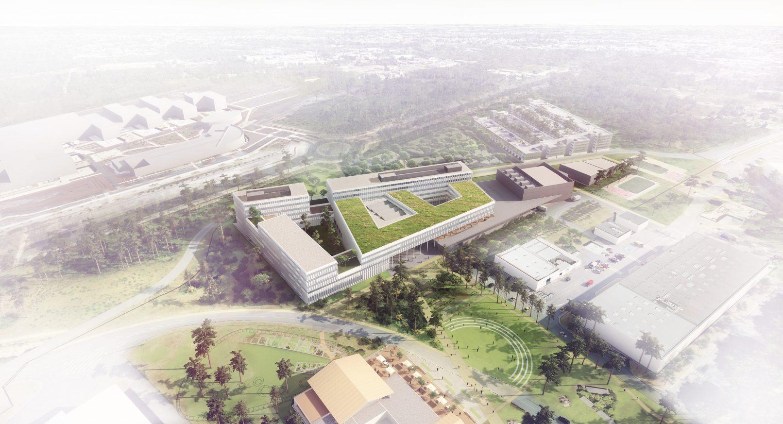 Merignac-2020-dassault aviation-iam-architectes-sequences-edeis-gamma-vision-construction-bureaux-tertiaire